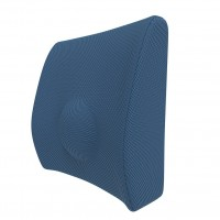 COJÍN THERASHAPE® BLUE/BLACK