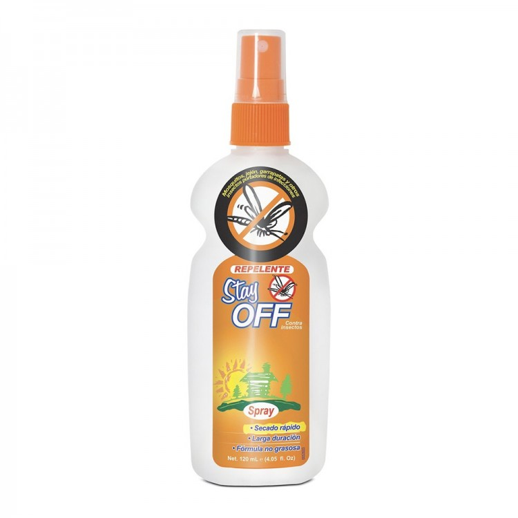 STAY OFF SPRAY ADULTO 120 ML
