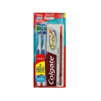 CEPILLO 360° + COLGATE® TOTAL