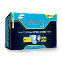 PAÑAL TENA® FOR MEN 20 UND