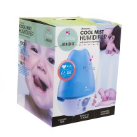HUMIDIFICADOR ULTRASONICO HOMEDICS®