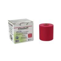 THERABAND® LATEX-FREE ROLLO RED