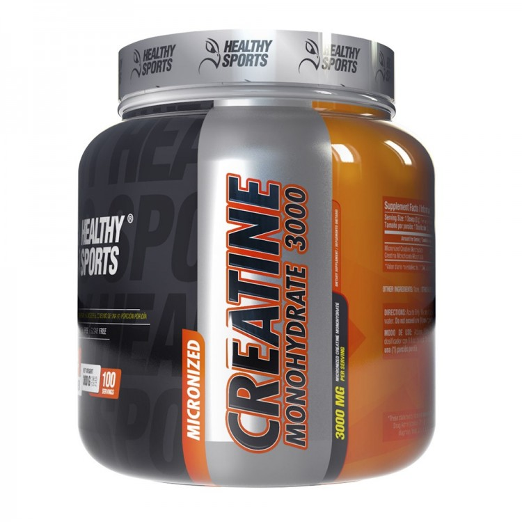 CREATINE MONOHYDRATE HEALTHY