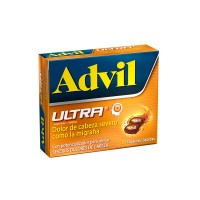 ADVIL ULTRA 200MG