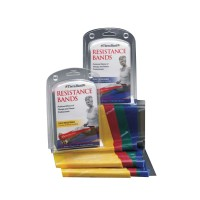 KIT THERABAND FUERTE LATEX