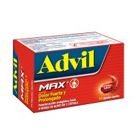ADVIL CAPSULA MAX 400MG