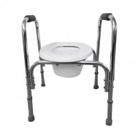 ASIENTO SANITARIO GRADUABLE WHITE