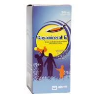 DAYAMINERAL E JARABE 240ML