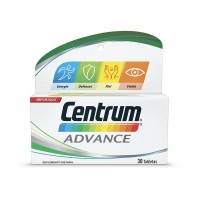 CENTRUM® ADVANCE 30 TABLETAS