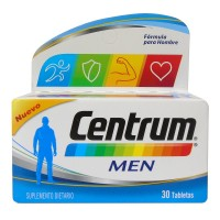 CENTRUM® MEN X 30 UND