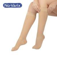 CALCETIN NO-VARIX® MUJER TRANSPARENTE
