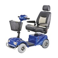 SCOOTER PIONEER 4 S141 BLUE