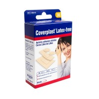 CURA COVERPLAST® LATEX-FREE SURTIDA