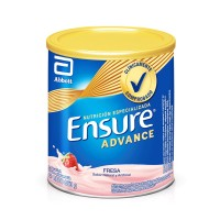 ENSURE® ADVANCE POLVO FRESA 850G