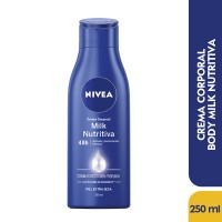 NIVEA BODY MILK NUTRITIVA 250ML