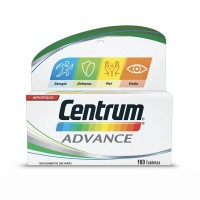 CENTRUM® ADVANCE 100 TABLETAS