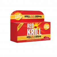 RED KRILL OIL HEALTHY AMERICA®