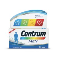 CENTRUM® MEN 60 TABLETAS