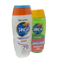 BLOQUEADOR TANGA + GEL 250ML