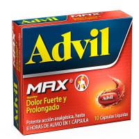 ADVIL MAX 400MG