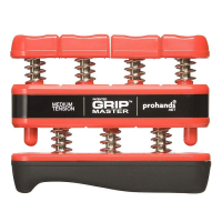 EJERCITADOR GRIP MASTER RED