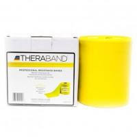 ROLLO THERABAND AMARILLO 45M