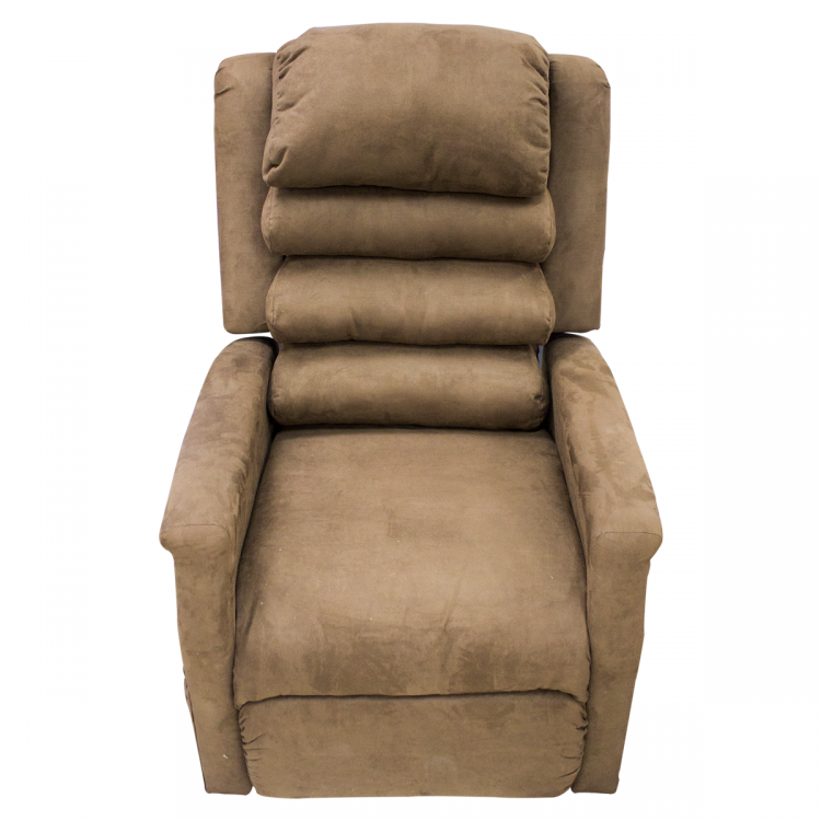POLTRONA RECLINABLE BROWN