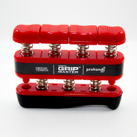 EJERCITADOR GRIP MASTER RED MEDIUM