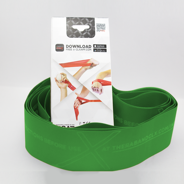 THERABAND CLX GREEN