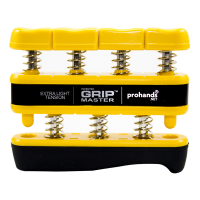EJERCITADOR GRIP MASTER YELLOW XLIGHT