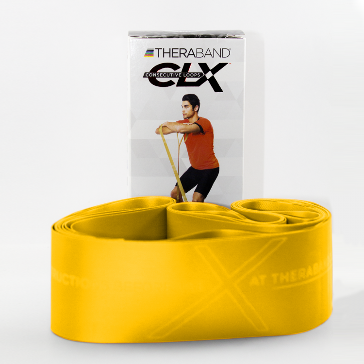 THERABAND CLX YELLOW