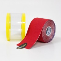 VENDA FISIOTAPE 5M*5CM   RED    IMPORT