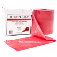ROLLO THERABAND ROJO 45M